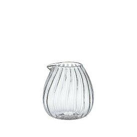 石塚硝子 ISHIZUKA GLASS アデリアグラス ADERIA GLASS たのしみの器 耐熱 豆ピッチャー卵モール F37416【あす楽対応】