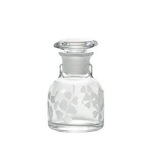 石塚硝子 ISHIZUKA GLASS アデリアグラス ADERIA GLASS ガラス調味料入れ 醤油差し しょうゆさし ソース差し ボトルS クローバー F49155 50ml