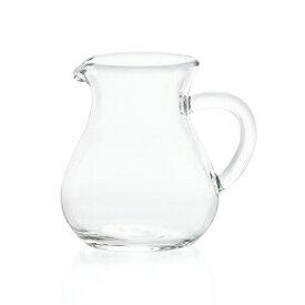 石塚硝子 ISHIZUKA GLASS アデリアグラス ADERIA GLASS ミルクピッチャーつぼM H4749【あす楽対応】