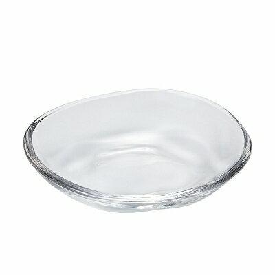 【エントリーでポイント5倍中!】石塚硝子 ISHIZUKA GLASS アデリアグラス ADERIA GLASS てびねり 豆皿 P6412 小皿【あす楽対応】