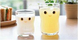 石塚硝子 ISHIZUKA GLASS アデリアグラス ADERIA GLASS つよいこグラスnico S&Mセット S6305 130ml 185ml 子供用グラス 子供用コップ