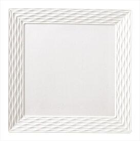桐井陶器 フルーレット 25.5cmスクエアプレート S035-EP016