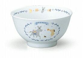 NARUMI ナルミ ブレーメン 飯茶碗(ブルー) 240cc 7980-3321 子供食器【あす楽対応】