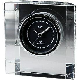 NARUMI ナルミ グラスワークス ステラ 電波時計 GW1000-11214 置き時計