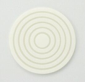 サークルコースター クリアホワイト DG-4510