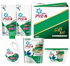 P&G アリエール イオンパワージェル&ジェルボール 部屋干しセット PGHD-30Y PGHD-30Z 洗濯用洗剤