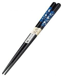 陶里 第30集 光琳桜青木製箸(洗浄機対応) 42726-050