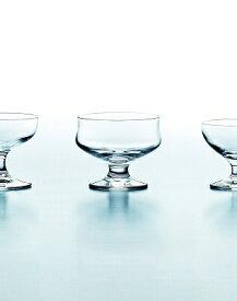 東洋佐々木ガラス HS強化グラス アロマ アイスクリームグラス 285ml 35003HS デザートグラス