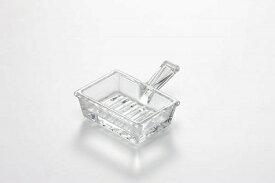 東洋佐々木ガラス 花かざり アミューズ(スキレット) TS44036 小付 アミューズカップ
