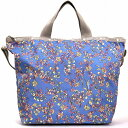 LeSportsac レスポートサック トートバッグ EASY CARRY TOTE LAELIA SKY