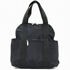 LeSportsac レスポートサック リュックサック DOUBLE TROUBLE BACKPACK Black Solid