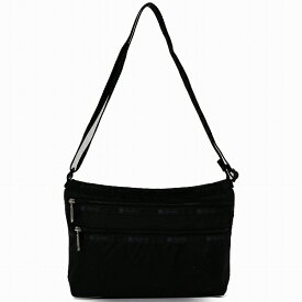 LeSportsac レスポートサック ショルダーバッグ QUINN BAG Black Solid