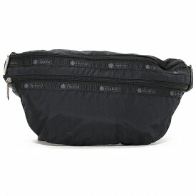 LeSportsac レスポートサック ウエストバッグ HERITAGE BELT BAG BLACK