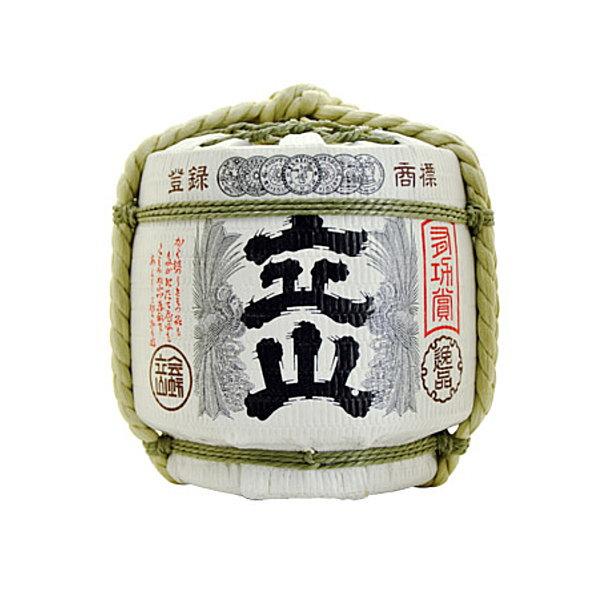 送料無料 立山 吟醸 菰樽 1.8L詰(立山酒造 富山県 日本酒 ギフト 贈り物)