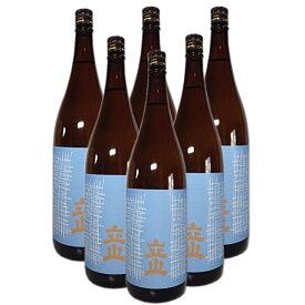 立山 本醸造 1800ml(6本セット)(送料無料 立山酒造 富山県 立山 日本酒 辛口).