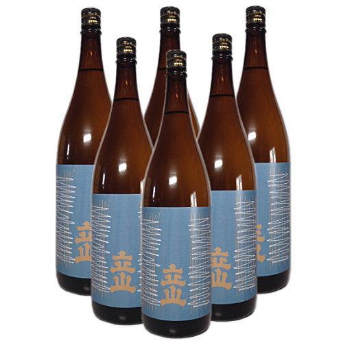 送料無料 立山 特別本醸造 1800ml(6本セット)(立山酒造 富山県 立山 日本酒 辛口)