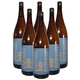 送料無料 立山 特別本醸造 1800ml(6本セット)(立山酒造 富山県 立山 日本酒 辛口).