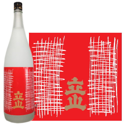 立山 吟醸 1800ml (立山酒造 富山県 立山 日本酒 辛口)