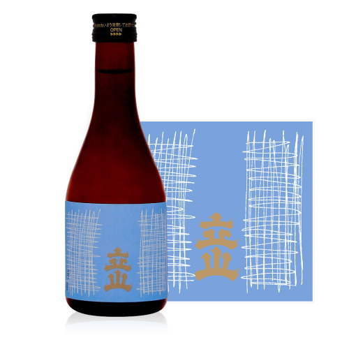 本醸造 立山 300ml (立山・本醸造・日本酒・地酒)