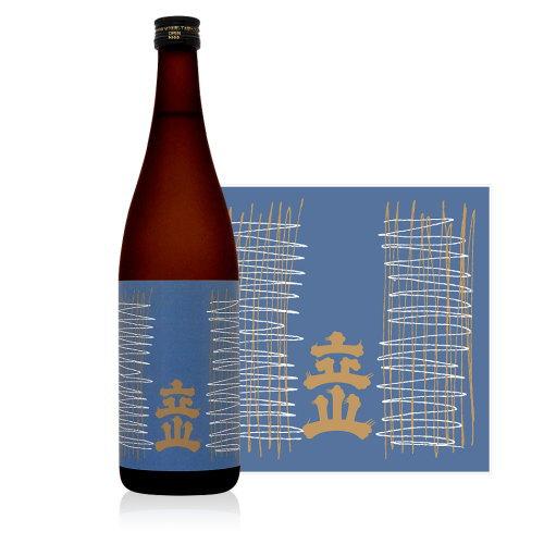 特別本醸造 立山 720ml (立山酒造・富山県・立山・本醸造・日本酒・辛口)・