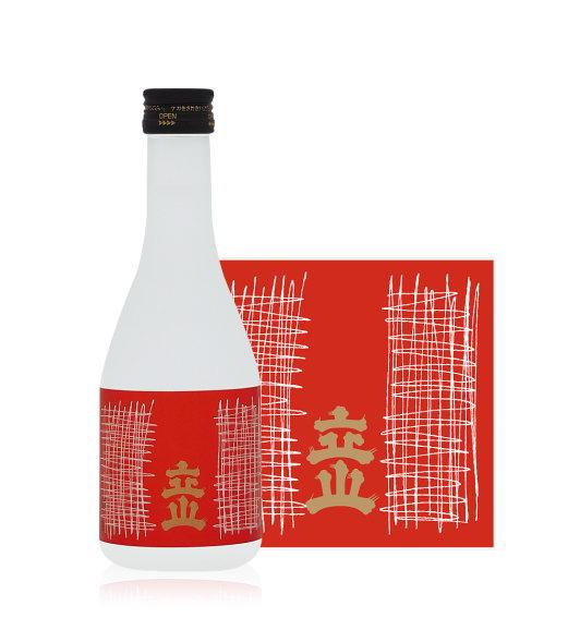 立山 吟醸 300ml (立山酒造 富山県 立山 日本酒 辛口)