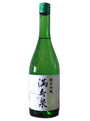 満寿泉 純米吟醸 720ml(日本酒 地酒 酒 富山 ギフト)