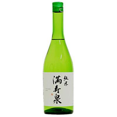 満寿泉 純米 720ml(日本酒 地酒 酒 富山)