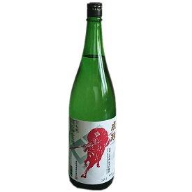 成政 佐々成政(赤)山田錦 純米吟醸酒 1800ml(日本酒 地酒 酒 富山 ギフト)