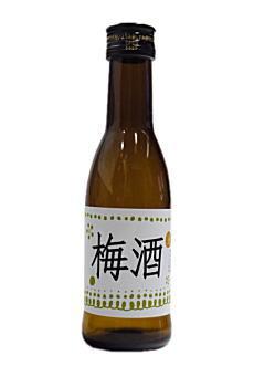 ★立山 梅酒 180ml (立山酒造 富山県 立山 梅酒)02P12Oct15