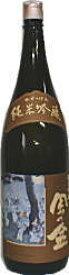 ★純米吟醸 風の盆 1800ml 【RCP】(日本酒 地酒 酒 富山 ギフト)