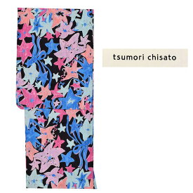 tsumori chisato ブランド レディース 浴衣 単品 ツモリチサト 星 黒 青 ピンク番号c2-32