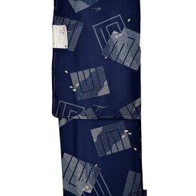 【L寸】 上質生地 仕立て上がり 袷 洗える着物 【単品】番号c902-30 kimono washable