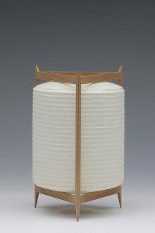 三角形燈籠ANDON TRIANGLE(編碼型)間接照明落地燈層燈日本紙日式照明器具