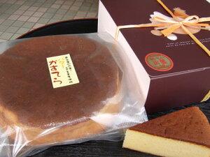 出雲市銘菓バターかすてら(奥出雲の山蜜・えごま玉子使用)1個×2