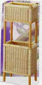 【送料無料】籐家具 籐(ラタン)トイレットペーパー入れ [KI-129]《皇室ご用達》 / お取り寄せ 通販 お土産 お祝い お中元 御中元 プレゼント ギフト /