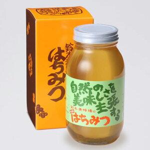 【送料無料】鈴木養蜂場 自然の美味しさを主張するはちみつ【アカシア蜜】(1.2kg)   / 蜂蜜 お取り寄せ 通販 お土産 お祝い プレゼント ギフト 母の日 おすすめ /