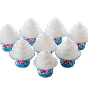 鹿児島 南国白くま練乳ソフト8個セット 【送料無料】 / しろくま アイスクリーム お取り寄せ 通販 お土産 お祝い プレゼント ギフト 寒中見舞い おすすめ /
