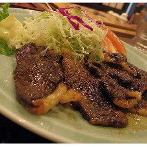 鹿肉モモスライス4mmスライス焼肉用 【送料無料】 / 肉 シカ お取り寄せ 通販 お土産 寒中見舞い /