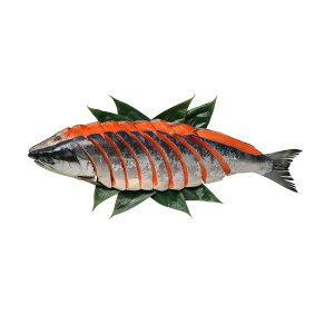 【期間限定】 紅鮭姿切り身 【送料無料】 / お取り寄せ 通販 お土産 お祝い プレゼント ギフト バレンタイン おすすめ /