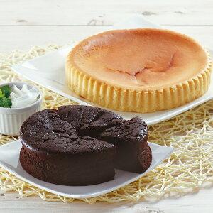 窯出しチーズケーキとガトーショコラ 47B-415 【送料無料】 / ホワイトデー 2021 お返し セット 詰め合わせ お取り寄せ 通販 /