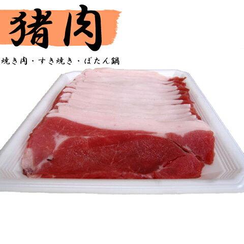 【送料無料】島根県 天然猪肉 もも肉スライス 500g / いのしし肉 お取り寄せ 通販 お土産 お祝い /