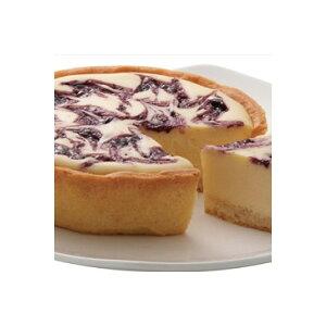 【送料無料】NORTH FARM STOCK(ノースファームストック)ベイクドレアチーズケーキ ブルーベリー 4号 / クリスマスケーキ お取り寄せ 通販 お土産 お祝い プレゼント ギフト 母の日 母の月 おす