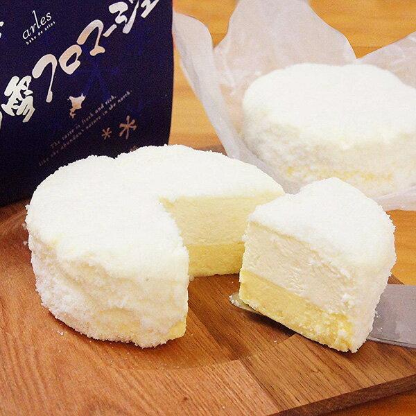 【送料無料】チーズケーキ きら雪フロマージュ (約380g)×2 / クリスマスケーキ お取り寄せ 通販 お土産 お祝い 父の日 お中元 御中元 プレゼント ギフト /
