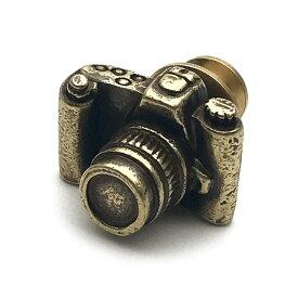 タックピン ブローチ ピンブローチ カメラ 一眼レフ 一眼レフカメラ デジタル一眼 デジカメ ハットピン ユニーク おもしろ アンティーク ゴールド メンズ レディース ギフト プチギフト プレゼント おしゃれ ブランド