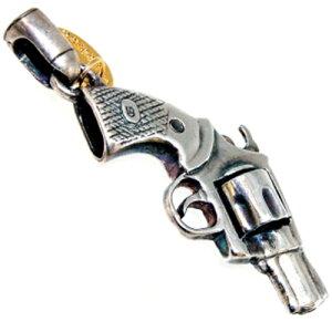 リボルバー ハンドガン 銃 シルバー シルバー925 ネックレス ペンダント チャーム レディース メンズ ギフト プチギフト プレゼント おしゃれ ブランド SOLID DESIGN
