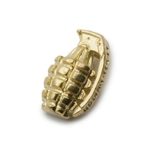 手榴弾 ブローチ タックピン ピンバッジ 真鍮 メンズ レディース ユニーク おもしろ ギフト プチギフト プレゼント おしゃれ ブランド SOLID DESIGN