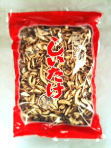 乾椎茸 スライス(薄切り) 500g【干ししいたけ】
