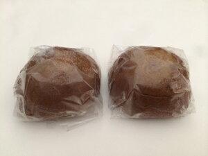 【自然解凍】黒糖饅頭 80gx40個 1個65円【茶饅頭】