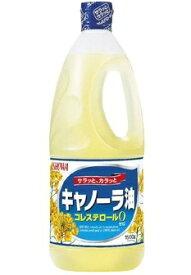【送料無料】SHOWA 昭和 キャノーラ油 1500g 【業務用】1ケース(12本入)