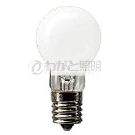パナソニック ミニクリプトン電球 ホワイト 40形(40W形) E17口金 PSタイプ 集合包装商品 [25個入り] LDS110V36WWK/25K